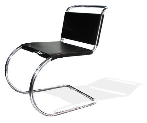 mies van der rohe bauhaus arquitectura do modernismo. Black Bedroom Furniture Sets. Home Design Ideas