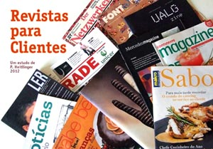 Revistas para Clientes / Corporate Publishing